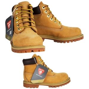 NWT Timberland 6' classic waterproof nubuck boots